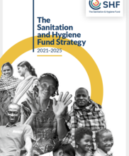 The Sanitation and Hygiene Fund Strategy - Cover image