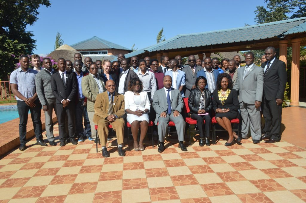 Malawi WASH Sector Partners